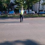"""Krass, wie schnell die Polizisten laufen. """"@PolizeiBerlin_E: Und der nächste mit mehr als 60 km/h. #Blitzmarathon http://t.co/5BgyFrQ6eH"""""""
