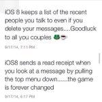 IOS 8 is a setup 😂😂😂 http://t.co/HszaMnzzfr