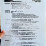 "RT @mcgarrytim: Heres Tom Bradys old résumé: http://t.co/EXojAxyEpl ""Really thought I was going to need this after the 5th round"" http://t.co/ZmgDoGmtK8"