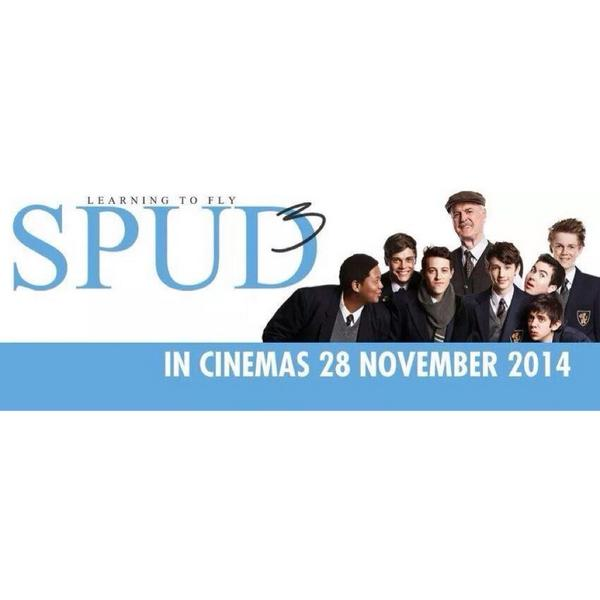 #SPUD3 releasing on the 28th November! Who's excited? http://t.co/pqjiJgaMkg