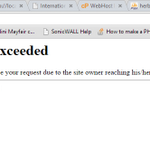 RT @HerbertMusoke: Uganda Management Institute (UMI) website ran out of bandwidth... Only in Uganda http://t.co/FlF7d2g87O