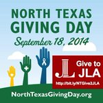 RT @JLArlington: Today YOU can impact your community with a #NTXGivingDay donation to @JLArlington. Donate: http://t.co/MikHgJ2Hdz http://t.co/cUbggtZ36Z