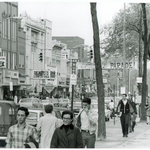 #ThrowbackThursday State Street at North U circa 1960! #TBT http://t.co/ozUBW99g4b