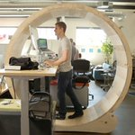RT @kylebrussell: Burn down Silicon Valley, we have to start over RT @dkdsgn: Hamster Wheel Standing Desk. http://t.co/E1CgopCkmx http://t.co/a2cvdTSHv0