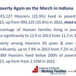 RT @INInstitute: Poverty is at an all-time high in Indiana, with 2.28M Hoosiers living below economic self-sufficiency #INLegis http://t.co/PLfll4ggEZ