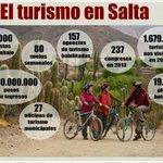 RT @fergalsalta: #SaltaTurismo por algo somos la provincia mas elegida para salir de vacaciones. http://t.co/hyjT9rBgld