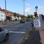 Warum woanders viel Geld bezahlen? Unser #Service zum #Blitzmarathon. Wurde super angenommen! ;) #Bremen http://t.co/QqrhI0Sbew