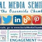 RT @OsideCAChamber: #SocialMedia for Business Seminars at the #Oceanside Chamber start again soon! Details: http://t.co/wFFC6eZpBB http://t.co/SdshG8f5yc