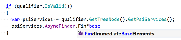 R# hidden gem: you can use wildcards in code completion as well as navigation: http://t.co/d61yo2445x