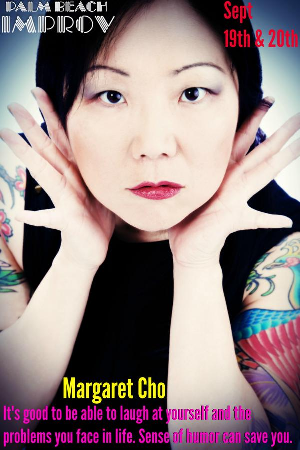 The legendary @margaretcho is here! Grab your tickets now-> http://t.co/sp7RTbUZ2c http://t.co/grkU6NyLI3