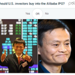 Do you think Alibaba is a good investment? Vote in our poll: http://t.co/MVupd8RrVr http://t.co/r51ngiatVW