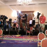RT @CBS11Joel: Cameras ready for 130pm Ron Washington presser about leaving @Rangers. @cbsdfw http://t.co/mlr3PYzwgz