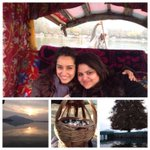 Me & my lovely @shraddhastyles #HaiderMemories #DayOff http://t.co/Qe2OTgJ6fh