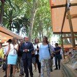 """RT @jilandaluce: Inaugurado el mercado de época agro-alimentario y artesanal """"Algeciras entre mares"""". http://t.co/ikFZuzCHo2"""