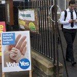 Référendum en Écosse : on sattend à un taux de participation record de 80 % ou plus http://t.co/kZTROAcP0f http://t.co/39X8jJgp9i