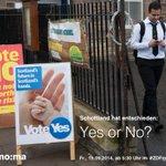 RT @morgenmagazin: In 1 Std. schließen die Wahllokale in #Schottland. Das Ergebnis wird am frühen Morgen erwartet. Mehr dazu im #ZDFmoma http://t.co/UgicsSYwup