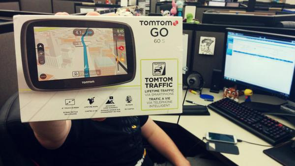 Are you always lost? We've got a @TomTom GO GPS unit to giveaway! Just re-tweet this to win! #TigerDirect http://t.co/hP00Yt2BTf