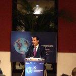 RT @beltranperote: Unas breves palabras del presidente de @IBERAVAL en la Cena de Gala del 19 Foro Iberoamericano en #Valladolid http://t.co/XqvuUakMye