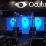 東京ゲームショウ、二日目がスタートです。昨日は大勢のご来場、誠にありがとうございました。Oculusブースは引き続き残りの三日間も皆さんのご来場をお待ちしております! #TGS2014 http://t.co/NxUFnBbPgN