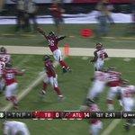 RT @NFLonCBS: This is a pretty boss way to score a touchdown. #TNF #TBvsATL http://t.co/5P3d8c777H