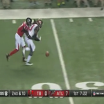 VIDEO: The Bucs enjoyed their fumble recovery for a few seconds before they fumbled it back http://t.co/Ty7UHrBytM http://t.co/rcJpYrCjPO