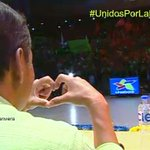 #UNIDOS somos más! somos muchísimos más! @MashiRafael Inicia intervención señor Pdte.@MashiRafael #UnidosPorLaPatria http://t.co/vXZeTTHX80