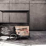 RT @ProsperaPlace: @Culinaryink is rolling out the first ever non-profit owned #foodbike serving #sociallyconsciouscomfortfood http://t.co/kVAjQpPkBx