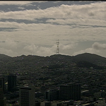 RT @MarkTamayoktvu: Neat looking cloud textures looking out toward Sutro Tower this afternoon #SanFrancisco #KTVU http://t.co/VzdVA5gYcg