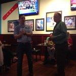 RT @MdSPJ: .@jdavidsburg and @gdeems kicking off @MdSPJ/@tweetmasters_US event at The Greene Turtle. #tweetmasters http://t.co/TzIb17S7Nl