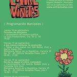 Los días más sabrosos del cómic colombiano empiezan hoy en Manizales con la programación de @entrevinetas http://t.co/BNbtNLs1sD