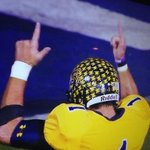 RT @PFlynnUA: Great shot of future @TTU_WreckEm QB @Jarrett_Stidham with the #GunsUp after the touchdown! Already in @UnderArmour http://t.co/1KrcbMPQ2f
