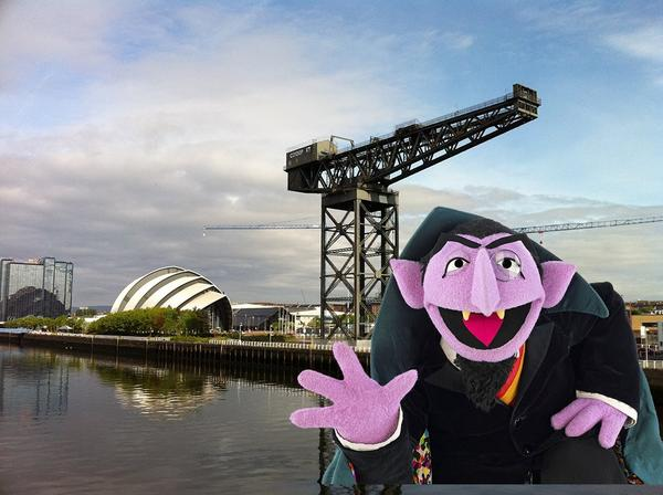 Latest picture of the count in Glasgow #ScotlandDecides http://t.co/HDgUEemRbX