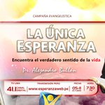 5-11OCT #LaUnicaEsperanza #Lima: @tvnuevotiempo: Canal 41.1 Para todo #Perú http://t.co/2opD3Qejsu y @RadioNTPeru http://t.co/AZ5JxeI1TH