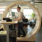RT @SFist: Your Treadmill Desk Is Over. Now Its All About The Hamster Wheel. http://t.co/h2G81gOVhU http://t.co/w11haF7QbQ