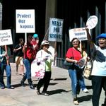 RT @CivilBeat: Protesting at Hawaii's State Capitol just got easier http://t.co/9rHU0HnHn2 http://t.co/ZXPzDKiHmW
