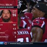 RT @NFLonCBS: How will the @Atlanta_Falcons try to stop Bobby Rainey tonight? Paul Soliai. #TNF #TBvsATL http://t.co/0e88AeR44F