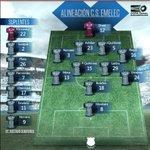 Hoy desde las 19h15 nuestro equipo recibe al River Plate(URUGUAY) por la Copa Sudamericana. http://t.co/Pn4Iz3o4Wr