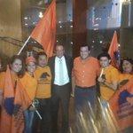 .@jimmyjairala @JorgeGlas y nuestras #Juventudes de @jcendemocratico previos a ingresar. #UnidosPorLaPatria http://t.co/DnrHLcMbHs