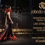 RT @fashionsnap: 【明日】ロベルト カヴァリが15年春夏コレクション発表へ ミラノから生中継 http://t.co/EpXc0YYXzn http://t.co/ufJXi5InTv