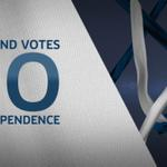 RT @SkyNews: Scotland votes no to independence. #indyref http://t.co/HSvFWzLsTp http://t.co/wpb9HFHcAg