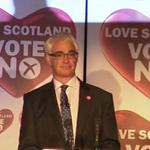 Alistair Darling hails #indyref decision saying: We have chosen unity over division http://t.co/dlJCUZlnAK http://t.co/EOk7iRTPrt