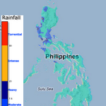 """RT @TOMCATust: """"@nababaha: Rainfall amount in the Philippines for the past hour. http://t.co/DMkWcZVO8C"""" #MarioPH #Tomasinews"""