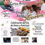 Plan para Amor y Amistad en El Trapiche de Sabaneta. Sábado 20 de Septiembre con Carlos Arturo y @GrupoAxxis http://t.co/1QgAreAOP6