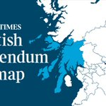 RT @thetimes: Fourth declaration: Western Isles REJECTS independence Yes 47%, No 53% Turnout 86.2% #indyref http://t.co/iXZvOUaFzP http://t.co/oFwKliu1LU