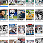 RT @NYDailyNews: Weve selected 20 back pages from Derek Jeters career in pinstripes. Vote for your favorite: http://t.co/ZEUcL3fssy http://t.co/rVdcY86i5V