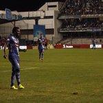 """""""Dedico mi gol a Tony Ocampo preparador físico de Emelec, por el apoyo"""" (Tras Clásico) Miller Bolaños. http://t.co/RYblIj2nUU"""