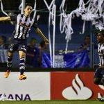 Vía @CONMEBOL_CSF: Victoria de @CSEmelec sobre #RiverPlate de Uruguay 2-1 | #CopaSudamericana http://t.co/OZ2oM9YvVa http://t.co/3sCI9g7fN3
