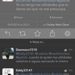 Lo borraste? No importa aquí está la barbaridad que escribiste. @GabrielaEsPais http://t.co/2ct7Z8BRzq