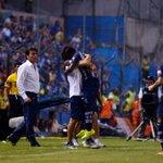 RT @ECUAGOL: TODO SE DEFINE EN URUGUAY // (VIDEO) Mondaini y Bolaños devuelven la alegría a Emelec http://t.co/qAUdInKay3 http://t.co/QgKXjp0FxJ