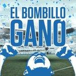 RT @CSEmelec: Emelec derrotó 2-1 a River Plate en el partido de ida de Copa Sudamericana. http://t.co/bbpEfc86Pz